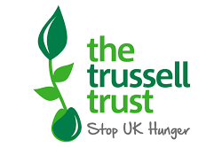 The Trussel Trust. Stop UK Hunger.