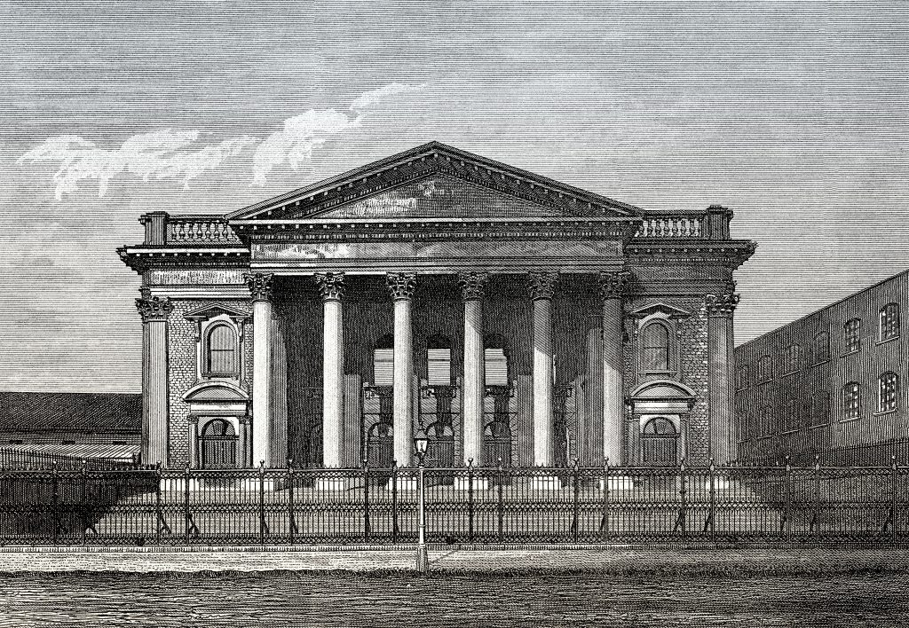 The Metropolitan Tabernacle-19th century